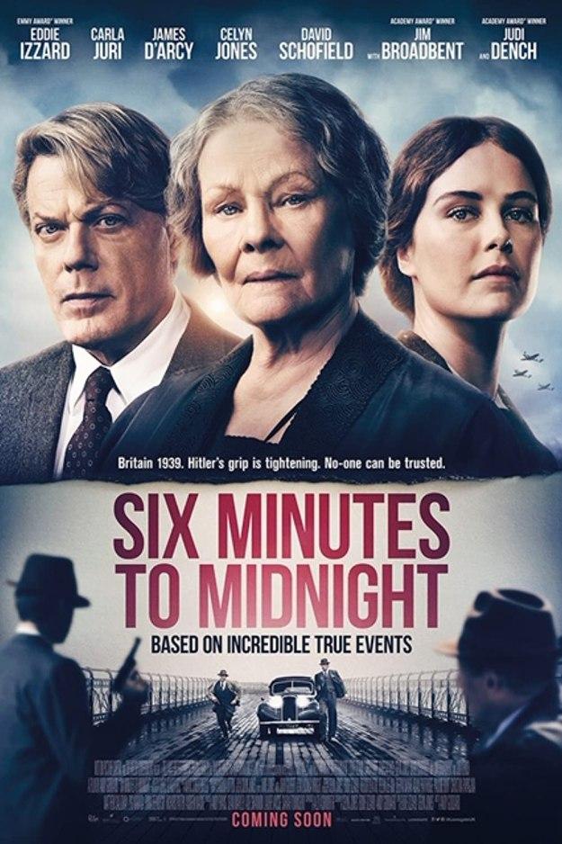 FILM: SIX MINUTES TO MIDNIGHT – LUMIERE CINEMA